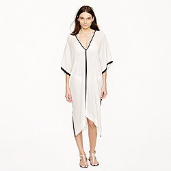 Nili Lotan® for J.Crew silk kaftan dress