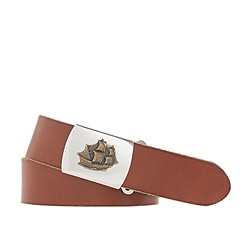 Wallace & Barnes Ship Buckle Belt
