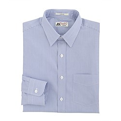 Thomas Mason® for J. Crew Ludlow shirt in baltic stripe