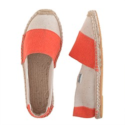 Girls' Soludos® for crewcuts Barca espadrilles