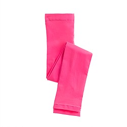 Girls' footless tights