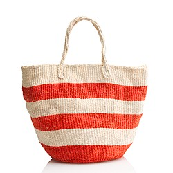 Bamboula Ltd. for J.Crew market tote
