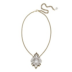 AUDEN® olivier pendant necklace