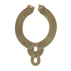 AUDEN® lenox bib necklace
