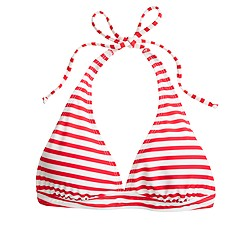 Pret-à-Surf® for J.Crew string top in stripe