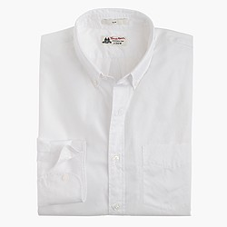 Slim Thomas Mason® for J. Crew button-down shirt