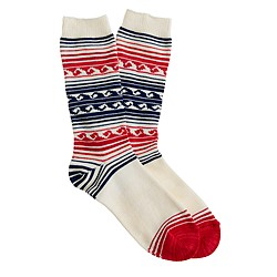 Anonymous Ism wave socks