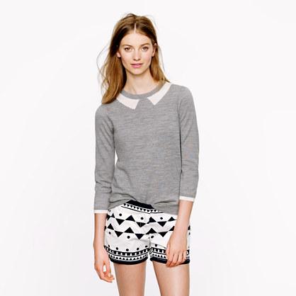 Pinterest Picks - Collared Sweaters d529b2213