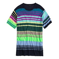 Pre-order The Elder Statesman® for J.Crew cashmere ultra-stripe tee