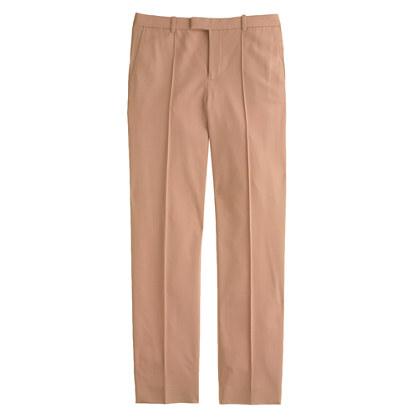 Eaton boy trouser in bi-stretch wool