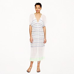 lemlem® Adersh gauze patio dress