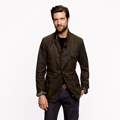 Barbour® dept (B) commander jacket