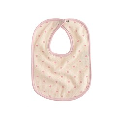 Nature Baby® selba dot bib