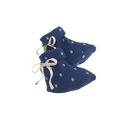 Nature Baby® selba dot booties