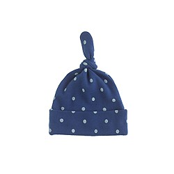 Nature Baby® selba dot beanie