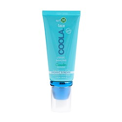 Coola® face classic sunscreen