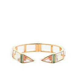 Jennifer Meyer for J.Crew Edith jeweled cuff