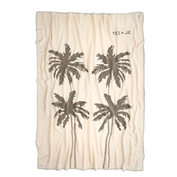 Pre-order The Elder Statesman® for J.Crew cashmere beach blanket