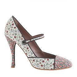 Pre-order Tabitha Simmons® for J.Crew Folly Rose high-heel Mary Janes