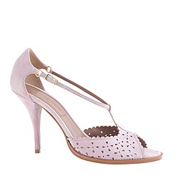 Pre-order Tabitha Simmons® for J.Crew Dusty Miller high-heel sandals