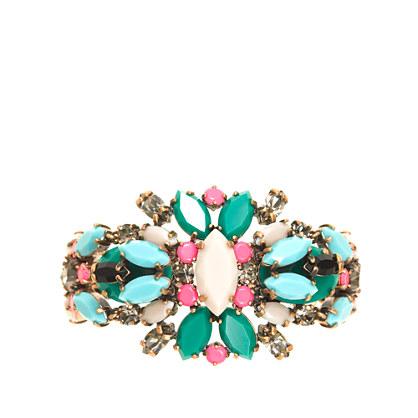 Crystal shimmer bracelet
