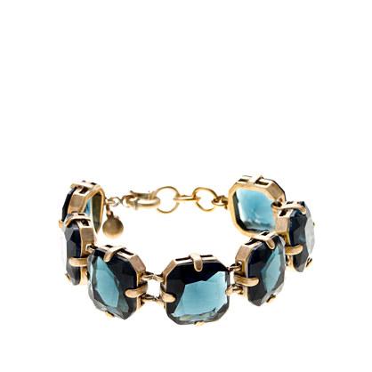 Octagon bracelet