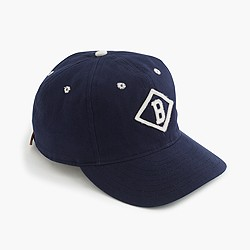 Ebbets Field Flannels® for J.Crew Bismark Churchills twill ball cap