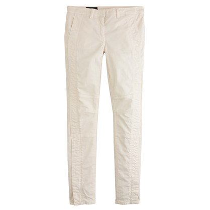 Seamed motorcycle pant