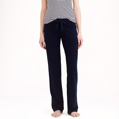 Tall dreamy cotton pant
