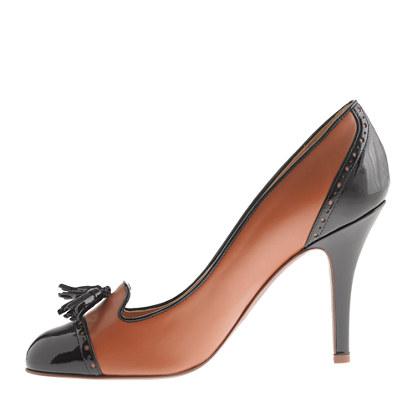 Mona tassel heels