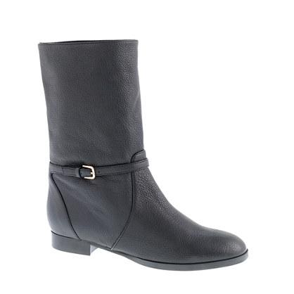 Booker short buckle boots