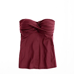 Twist-front swing top
