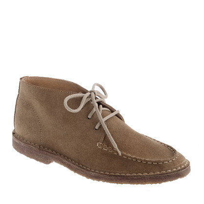 MacAlister Upcountry boots in suede