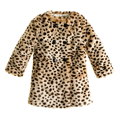 Girls' wildcat coat with Thinsulate® : jackets & outerwear | J.Crew