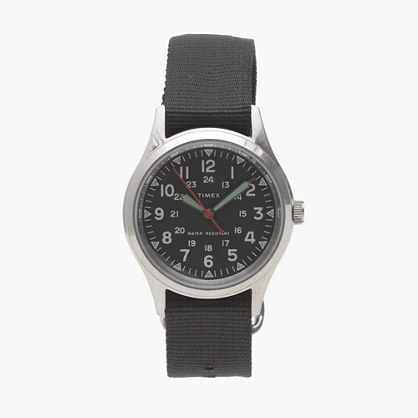 Timex Military on Timex   Military Watch   Watches   Women S Accessories   J Crew