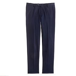Ludlow Fielding slim suit pant in English wool