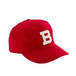 Ebbets Field Flannels® for J.Crew Brooklyn Eagles twill ball cap