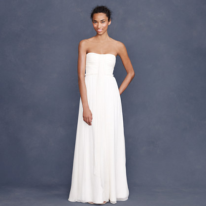 jcrew ebay wedding dress
