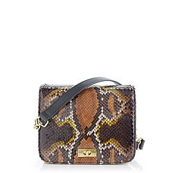 Mini Edie purse in python