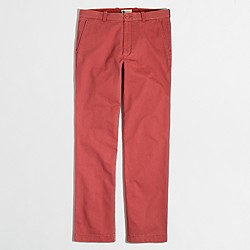 Factory classic broken-in chino
