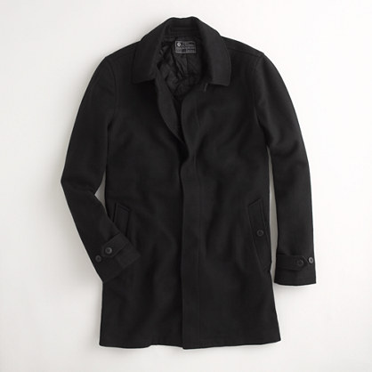 Factory classic walking coat