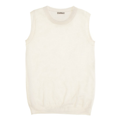 Collection featherweight cashmere shell
