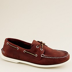 Sperry Top-Sider® for J.Crew Authentic Original broken-in leather boat shoes