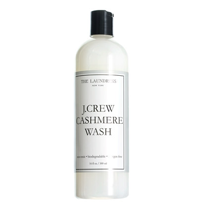The Laundress New York® for J.Crew cashmere wash