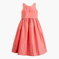 Girls' Collection silk taffeta Avery dress