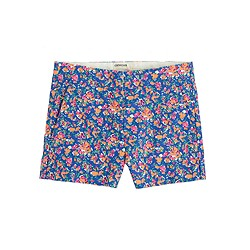 Girls' Frankie short in neon floral