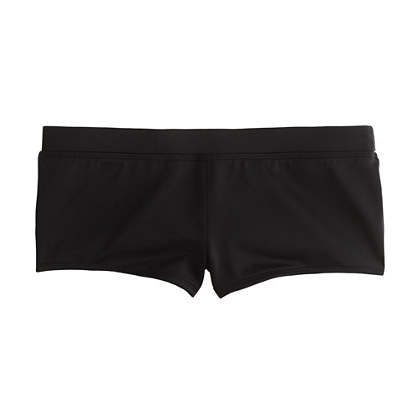 Low-rise boy short