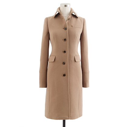 Double-cloth metro coat with Thinsulate®