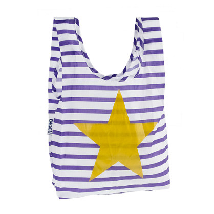 Girls' BAGGU® for J.Crew stripe star bag