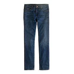 Vintage straight jean in Ontario wash